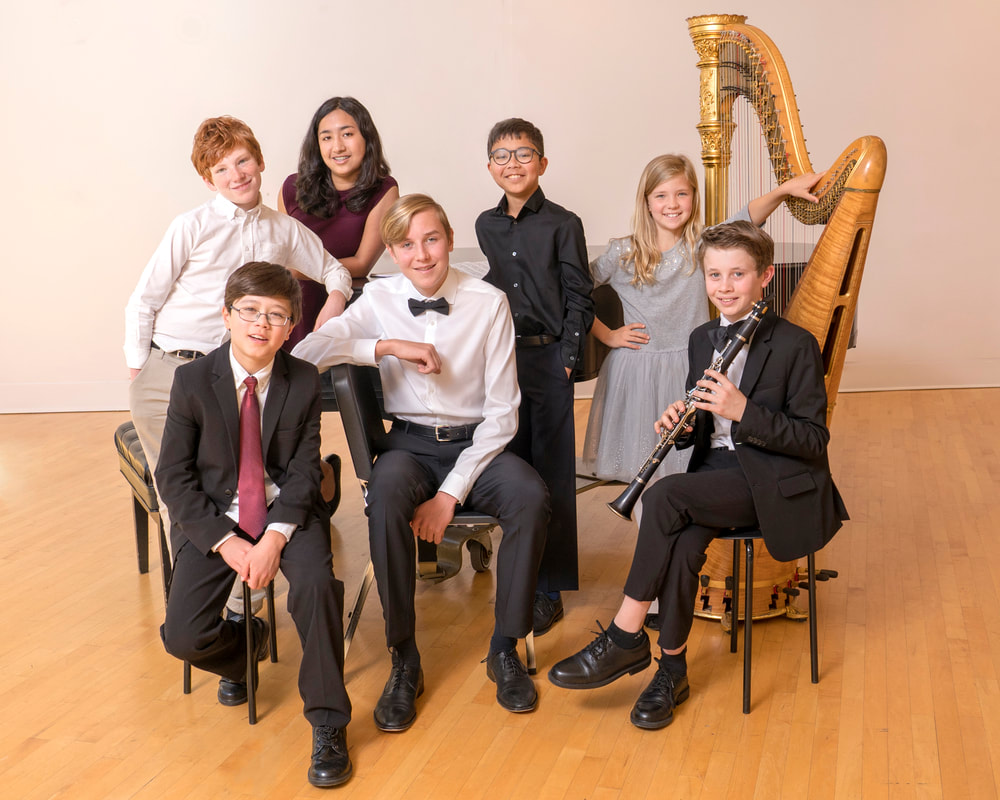 Marin Music Chest 2019 Junior Winners